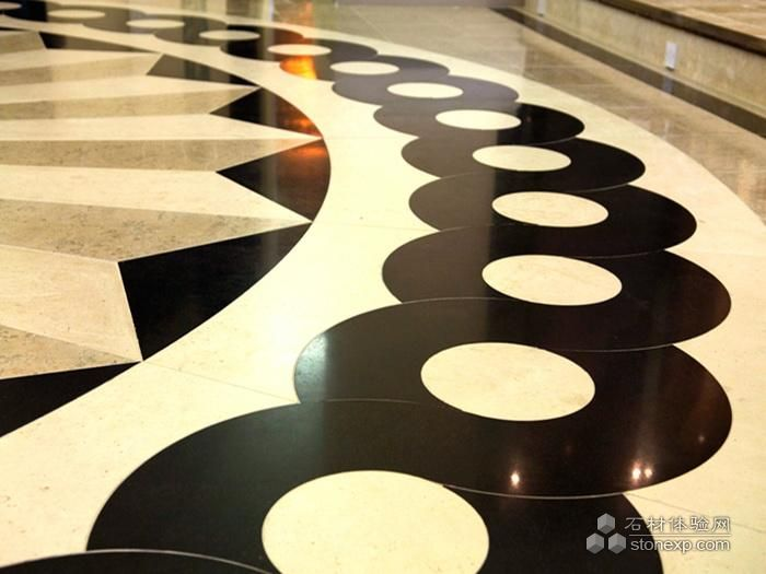 Amazing Stone Products From Italy--Featured Floor
