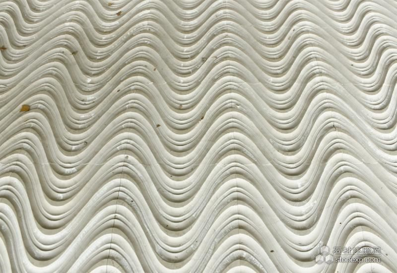 Stone Technology Appreciation of Sea Wave.
