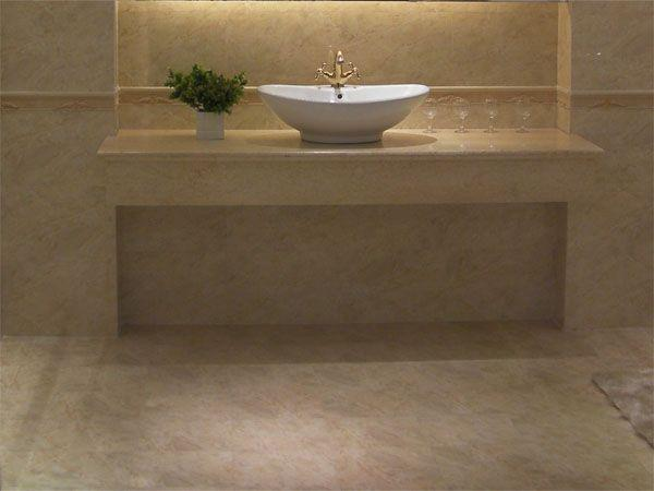 Sample Room Design with Stone